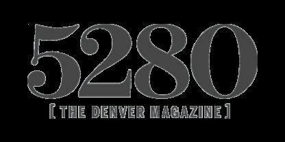 5280 The Denver Magazine logo