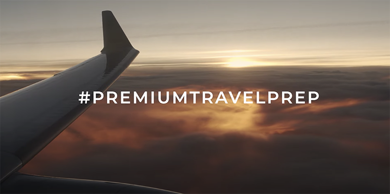 Savvy travelers know that preparation is key!